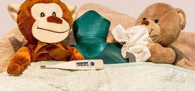 Najczęstsze choroby wieku dziecięcego
